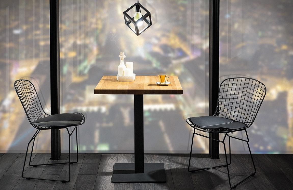 Jedálenský stôl PURO 70x70 cm