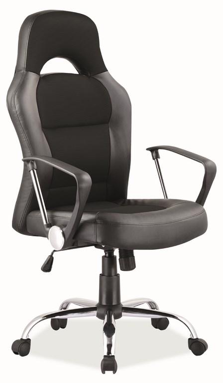 Kancelárske kreslo Q-033 čierna