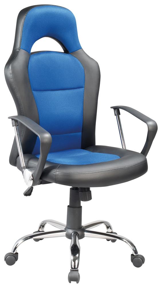 Kancelárske kreslo Q-033 modrá