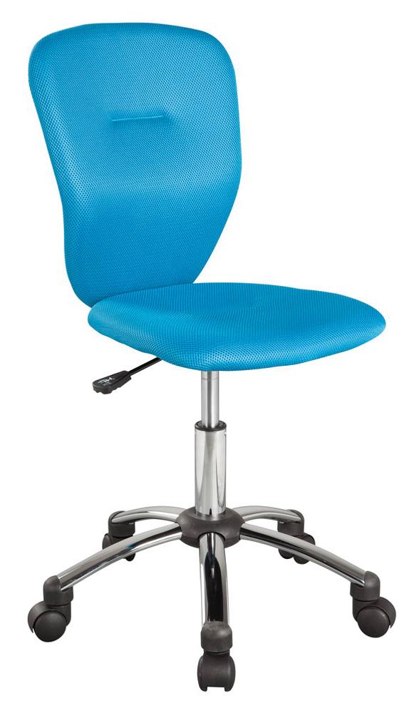 Kancelárska stolička Q-037 modrá
