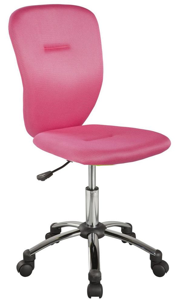 Kancelárska stolička Q-037 růžová