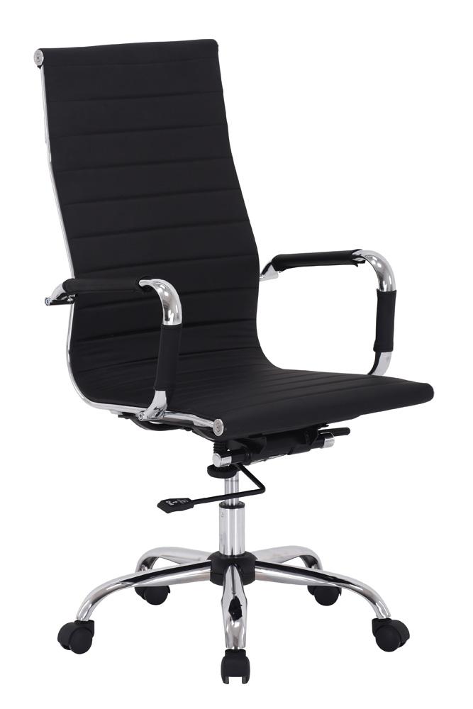 Kancelárska stolička Q-040 čierna