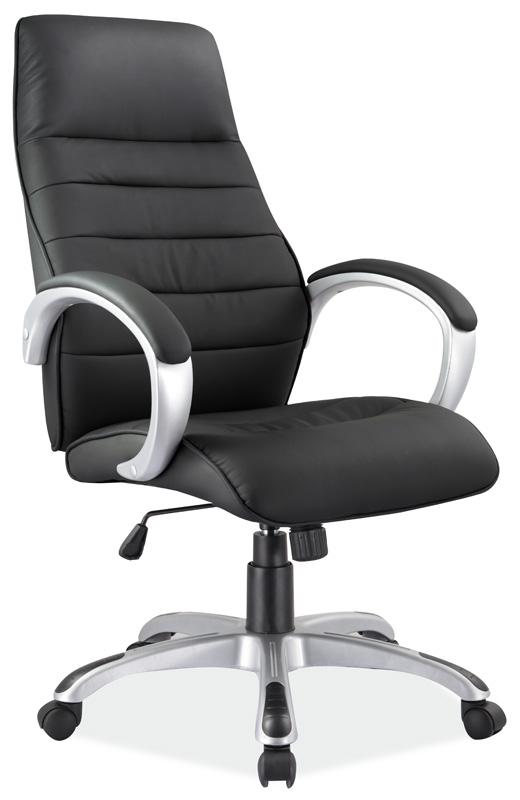 Kancelárske kreslo Q-046 - čierna
