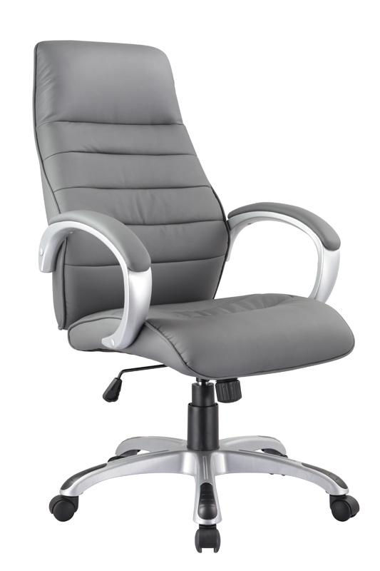 Kancelárske kreslo Q-046 - šedá