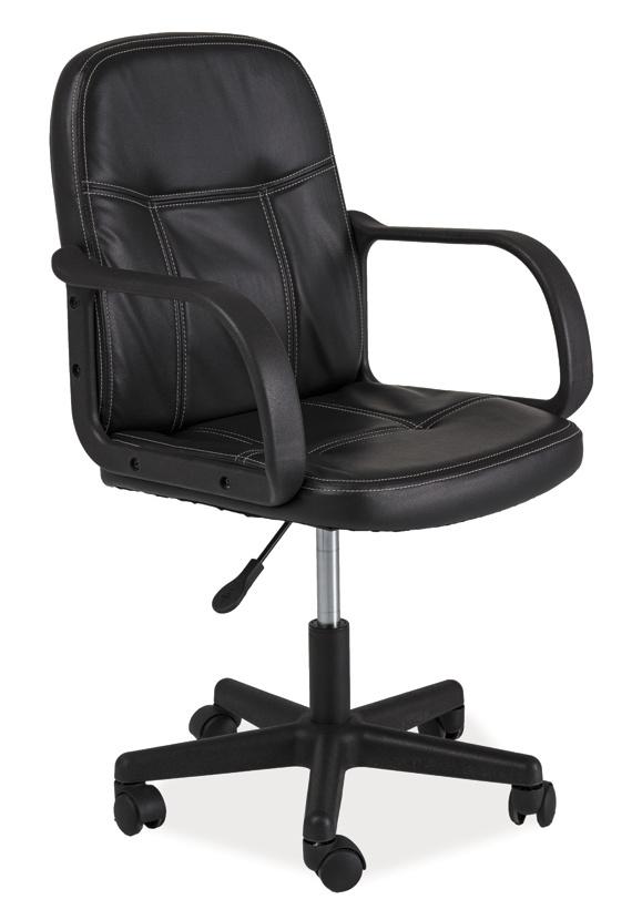 Kancelárske kreslo Q-074 čierna