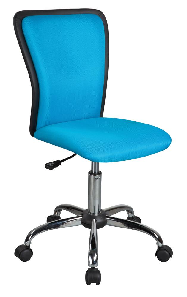 Kancelárska stolička Q-099 modrá/čierna