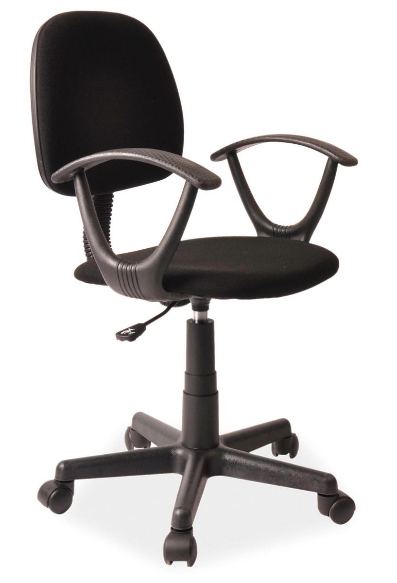 Kancelárska stolička Q-149 čierna
