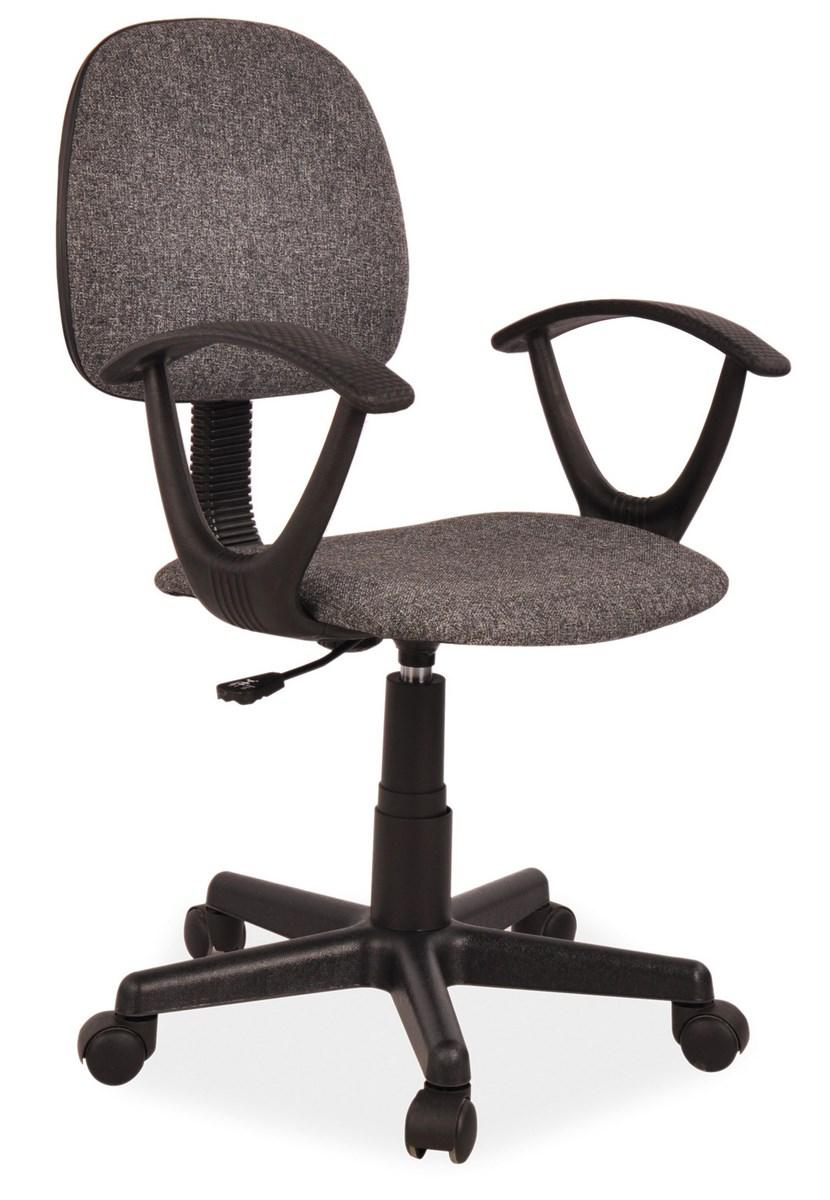 Kancelárska stolička Q-149 šedá