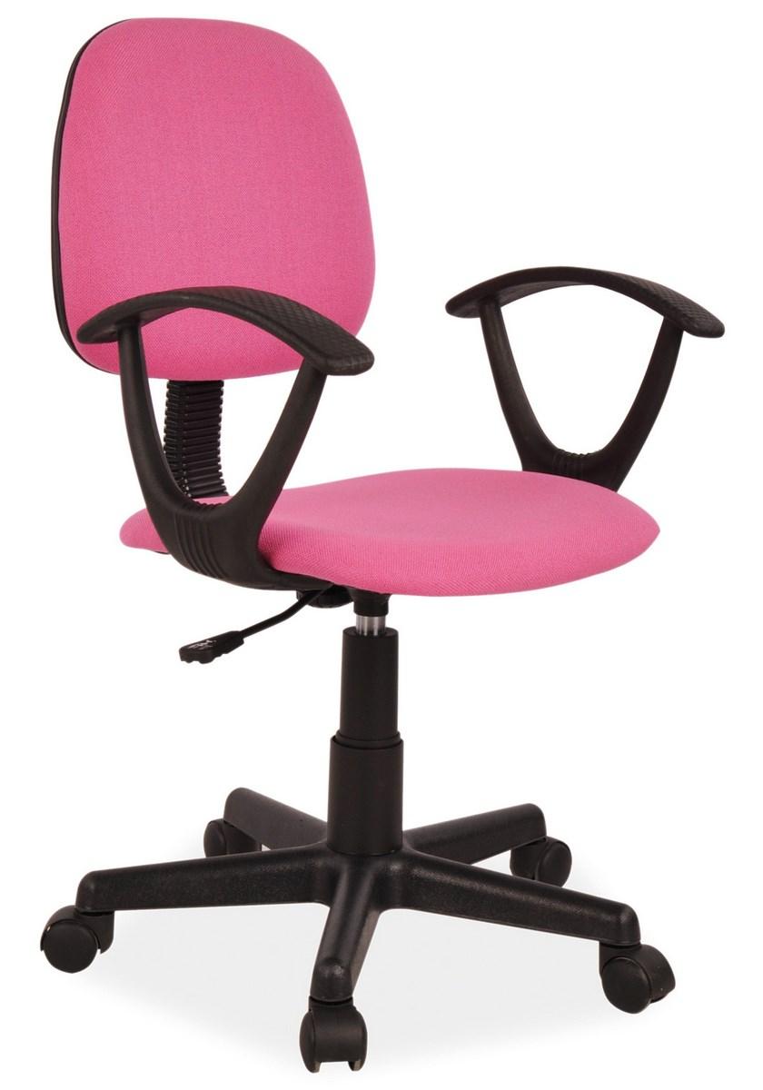 Kancelárska stolička Q-149 růžová