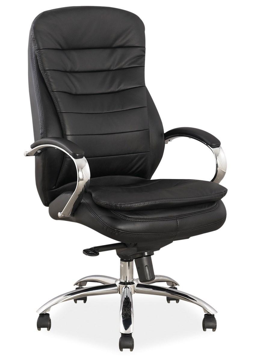 Kancelárske kreslo Q-154 čierna