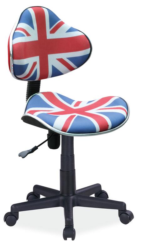 Kancelárska stolička Q-G2 vlajka