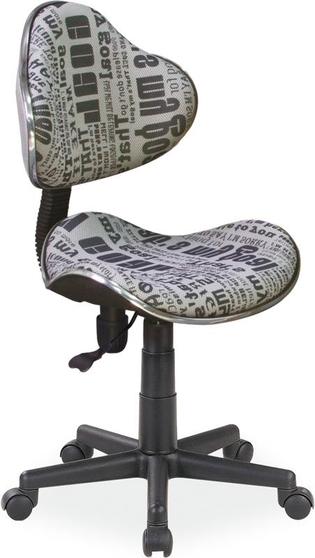 Kancelárska stolička Q-G2 text