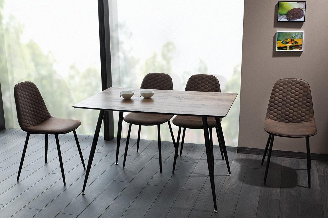 Jedálenský stôl REMUS 120x80 cm