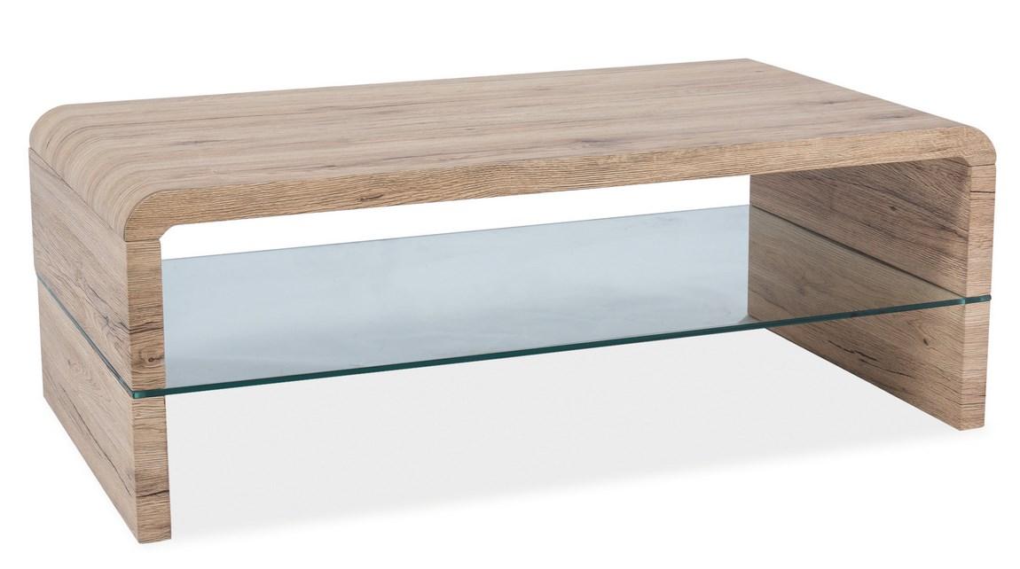 Konferenční stolek RICA dub san remo