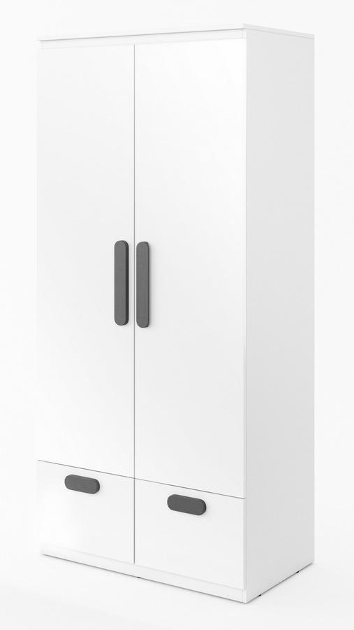 REPLAY RP-03 šatníková skriňa 2-dveřová