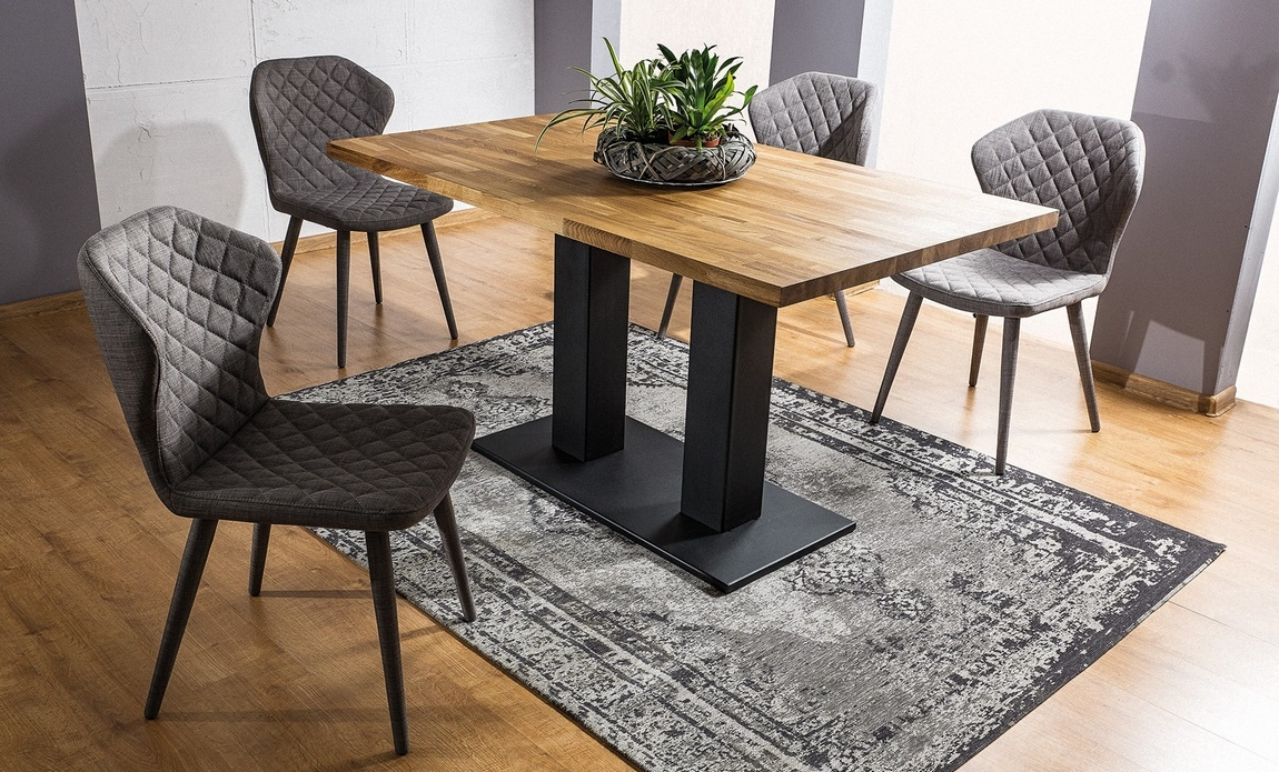 Jedálenský stôl SAURON 120x80 cm