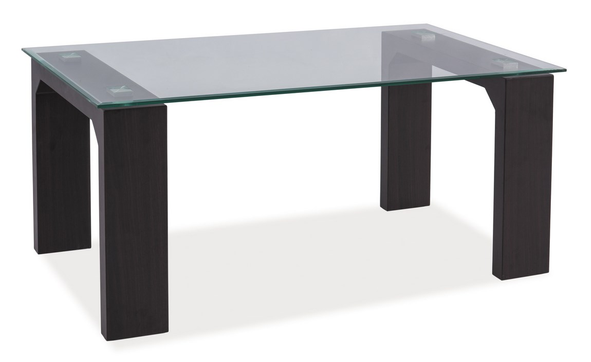 Konferenční stolek SCARLET wenge
