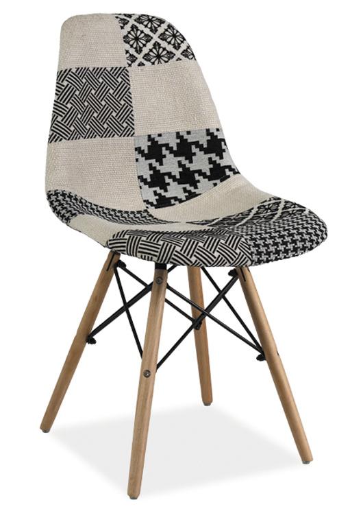 Jedálenská stolička SIMON B