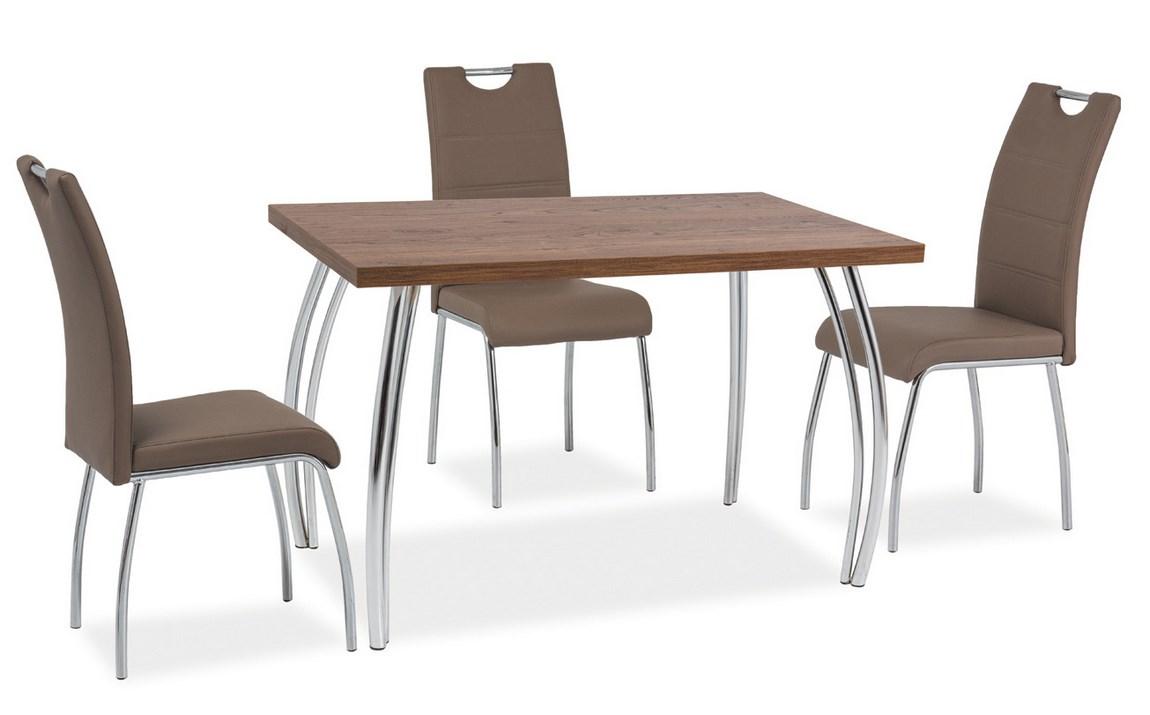 Jedálenský stôl SK-2 orech