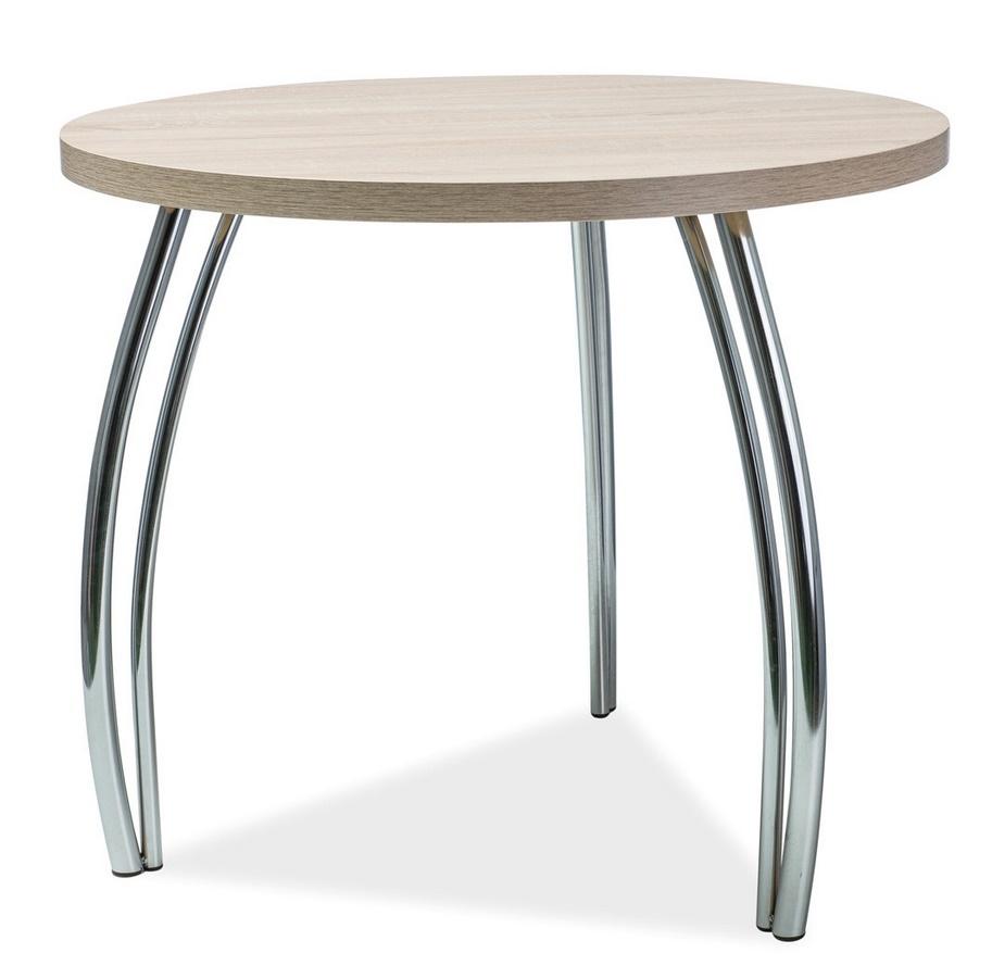 Jedálenský stôl SK-3 dub sonoma