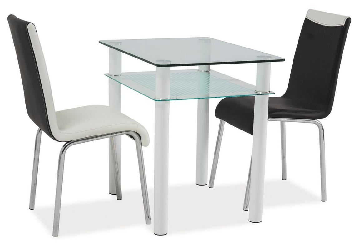 Jedálenský stôl SONO 80x60 cm