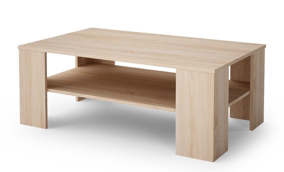 *Konferenční stolek OHIO dub sonoma