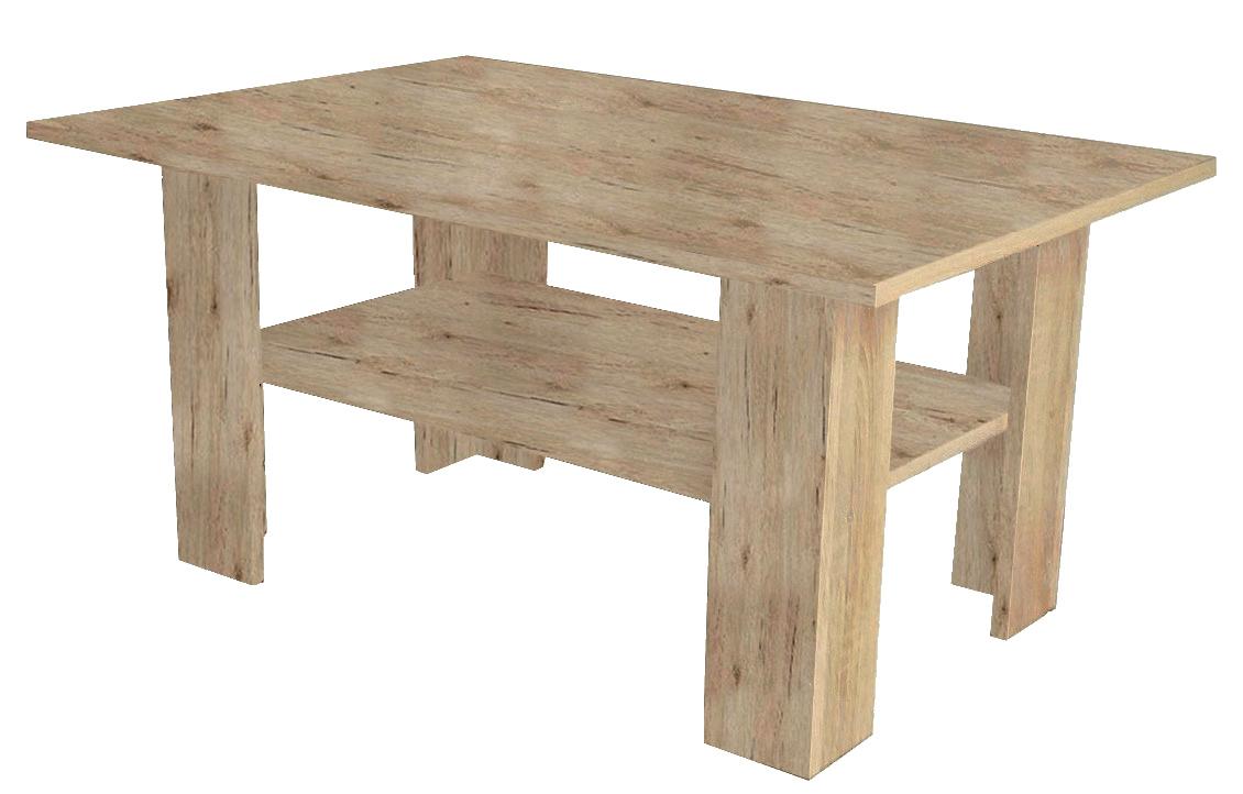 konferenčný stolík AGA H43  dub sanremo