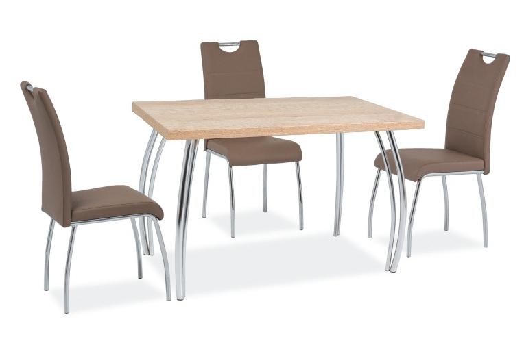 Jedálenský stôl SK-2 dub sonoma