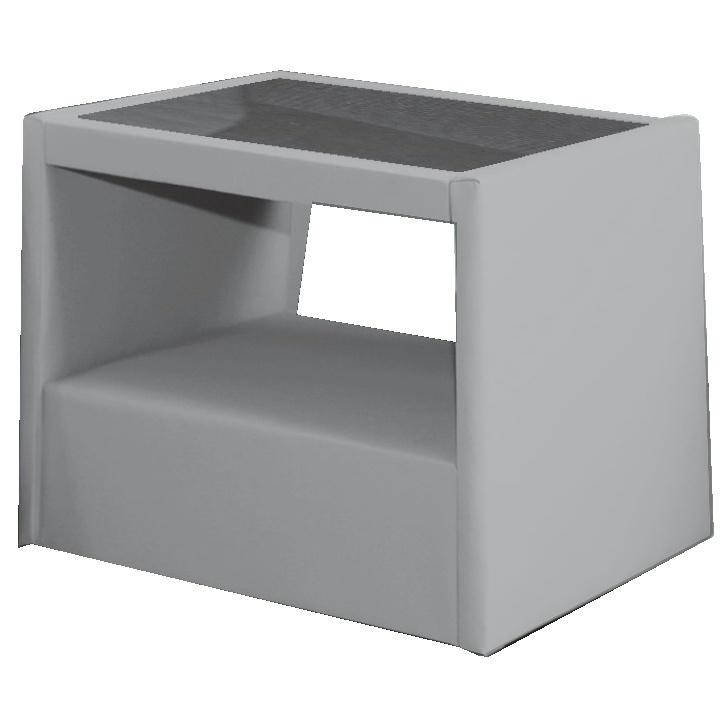 Čalouněný noční stolek LUBNICE IX