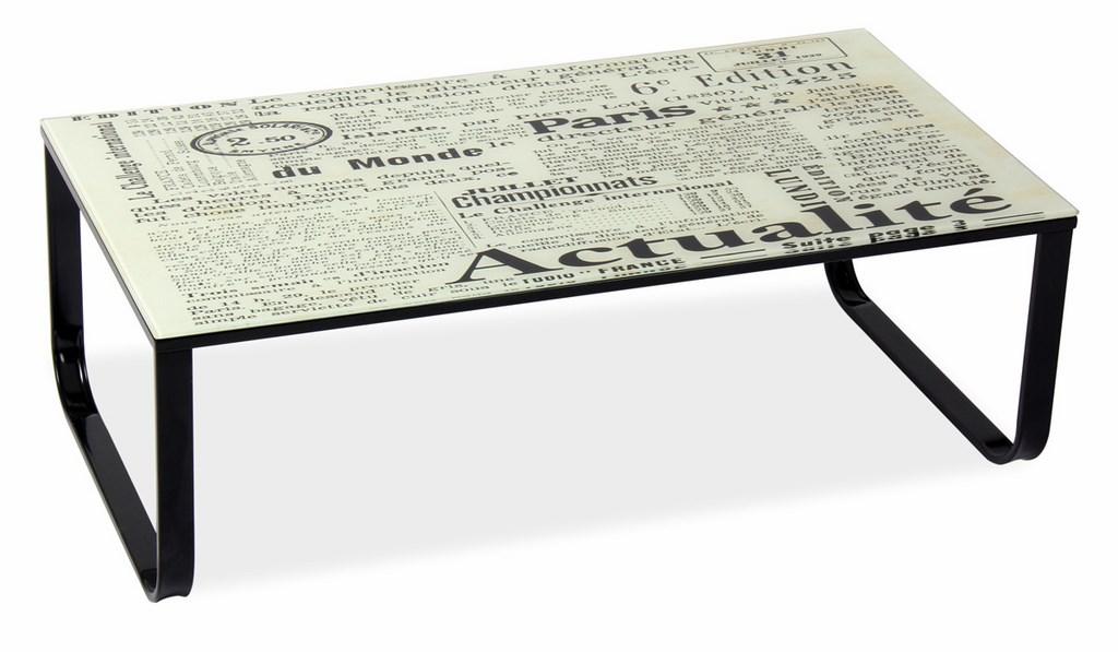 Konferenčný stolík TAXI II text
