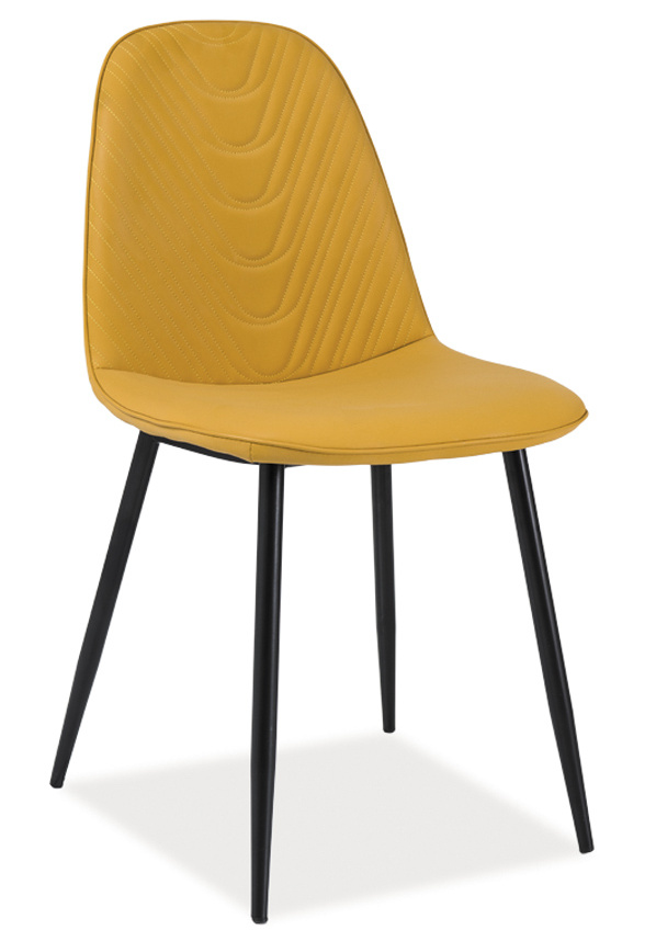 Jedálenská čalúnená stolička TEO A curry