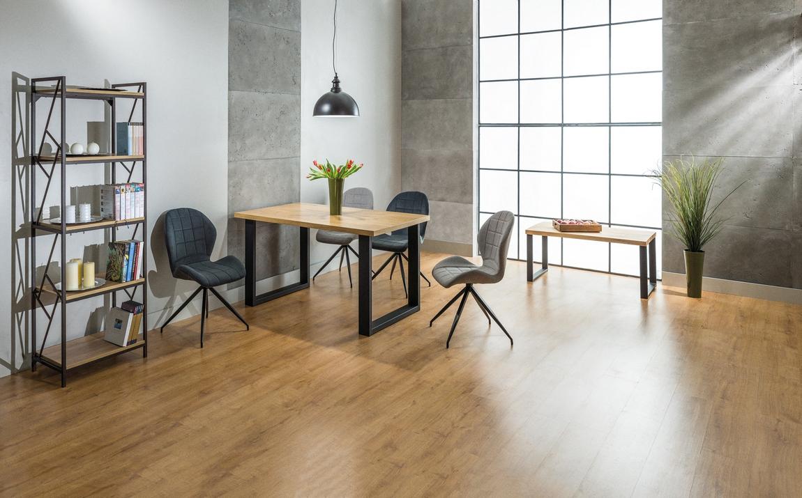 Jedálenský stôl UMBERTO 120x80 dub masiv