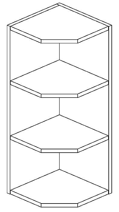 WPO horní roh levý MIA šedá platina