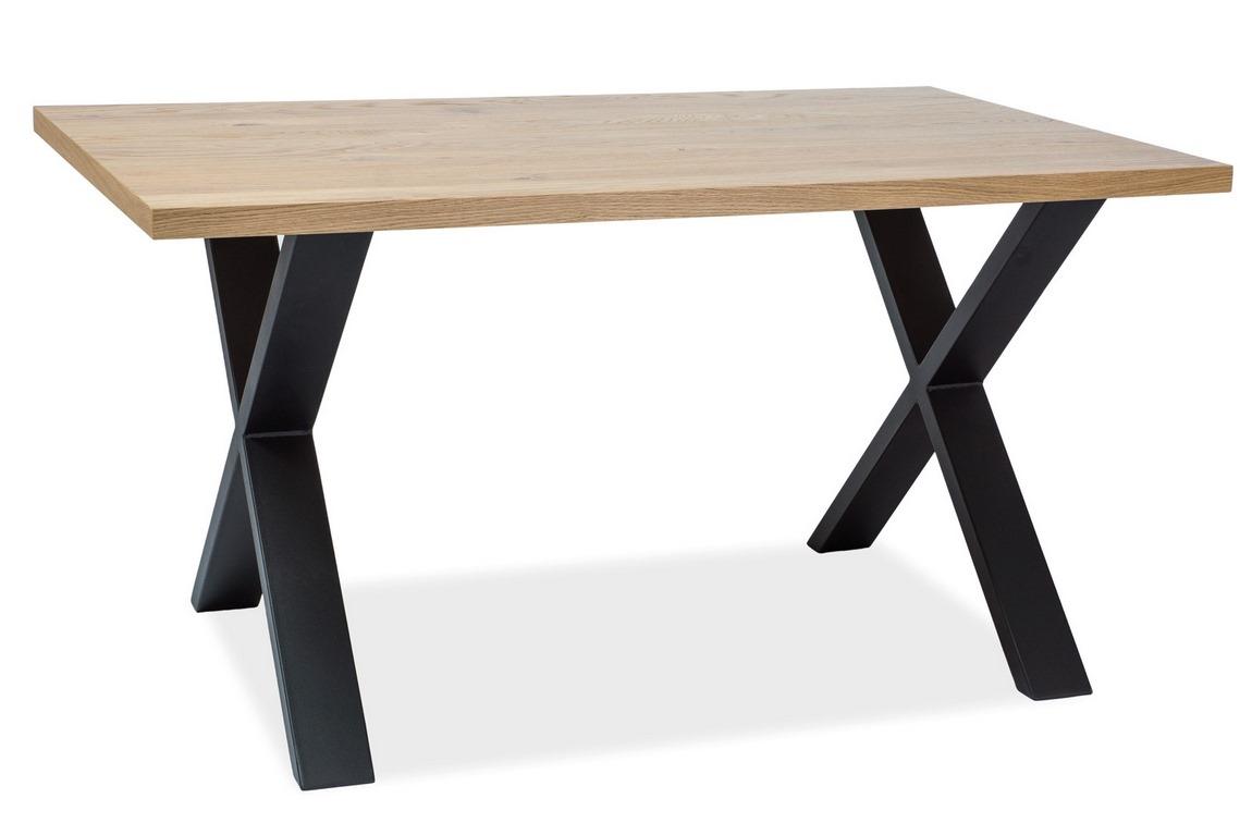 Jedálenský stôl XAVIERO II 180x90