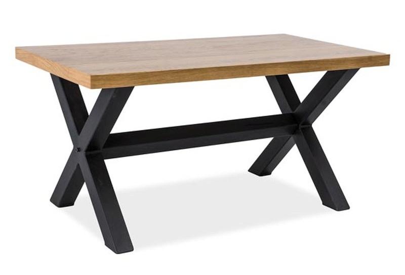 Konferenční stolek XAVIERO B dub masiv