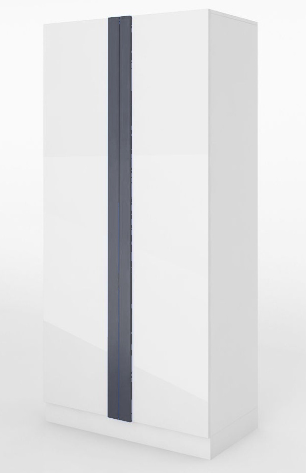 YETI skříň 2D Y-18 grafit