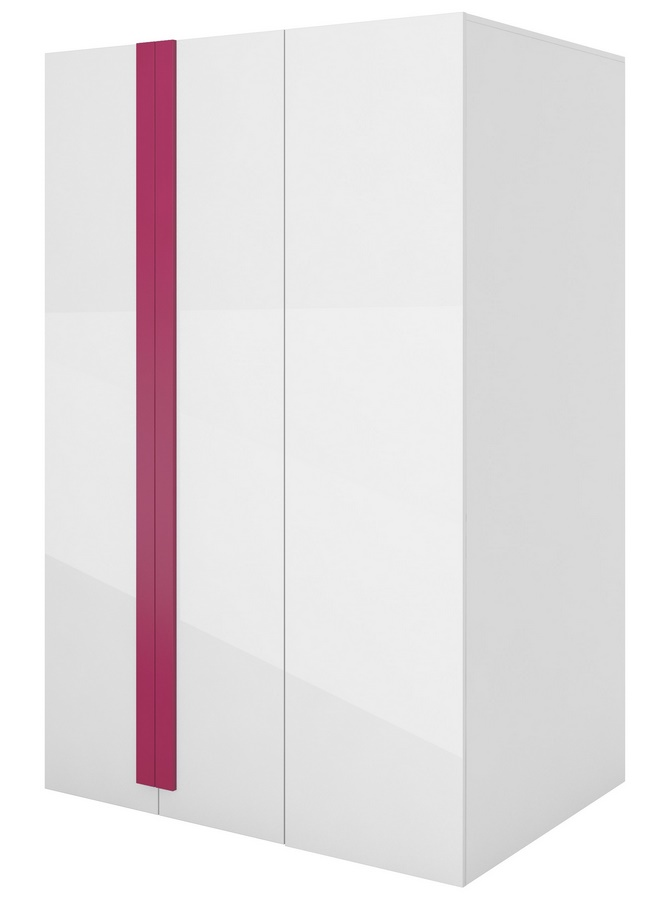 YETI rohová skříň s osvětlením Y-00L