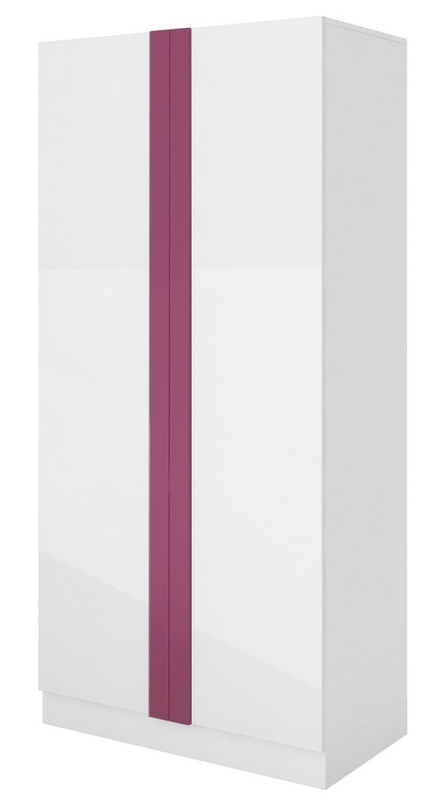 YETI skříň 2D Y-18 fuchsie