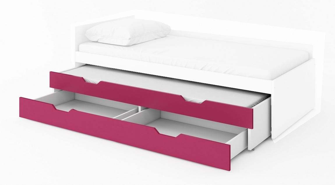 YETI dolní postel s úložným prostorem Y-20